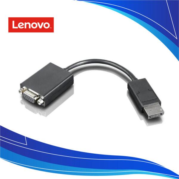 Adaptador Displayport a VGA | Cable convertidor Displayport a VGA | Cable Lenovo