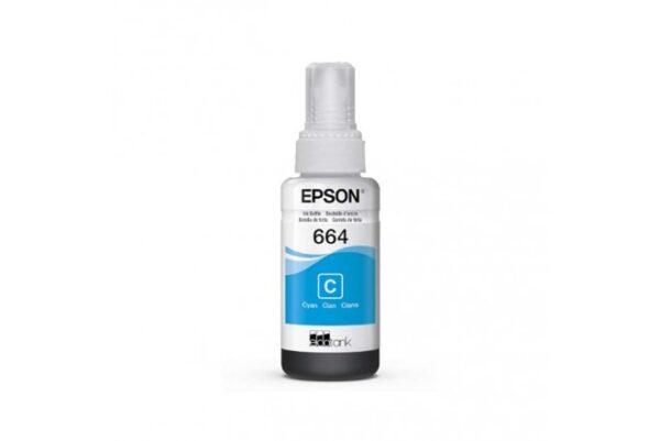 Tinta Epson 664 Cyan | Tinta Para Impresora Epson al costo | tinta de impresora EPSON