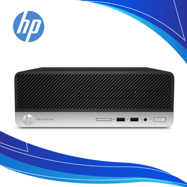 HP EliteDesk 705 G4 SFF Ryzen 5 Corporativo 8GB 1TB   computador de mesa al costo mas economico   computador hp ryzen 5