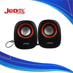 Mini Parlantes Para PC Jedel M600 | Parlantes de sonido | parlante para computador