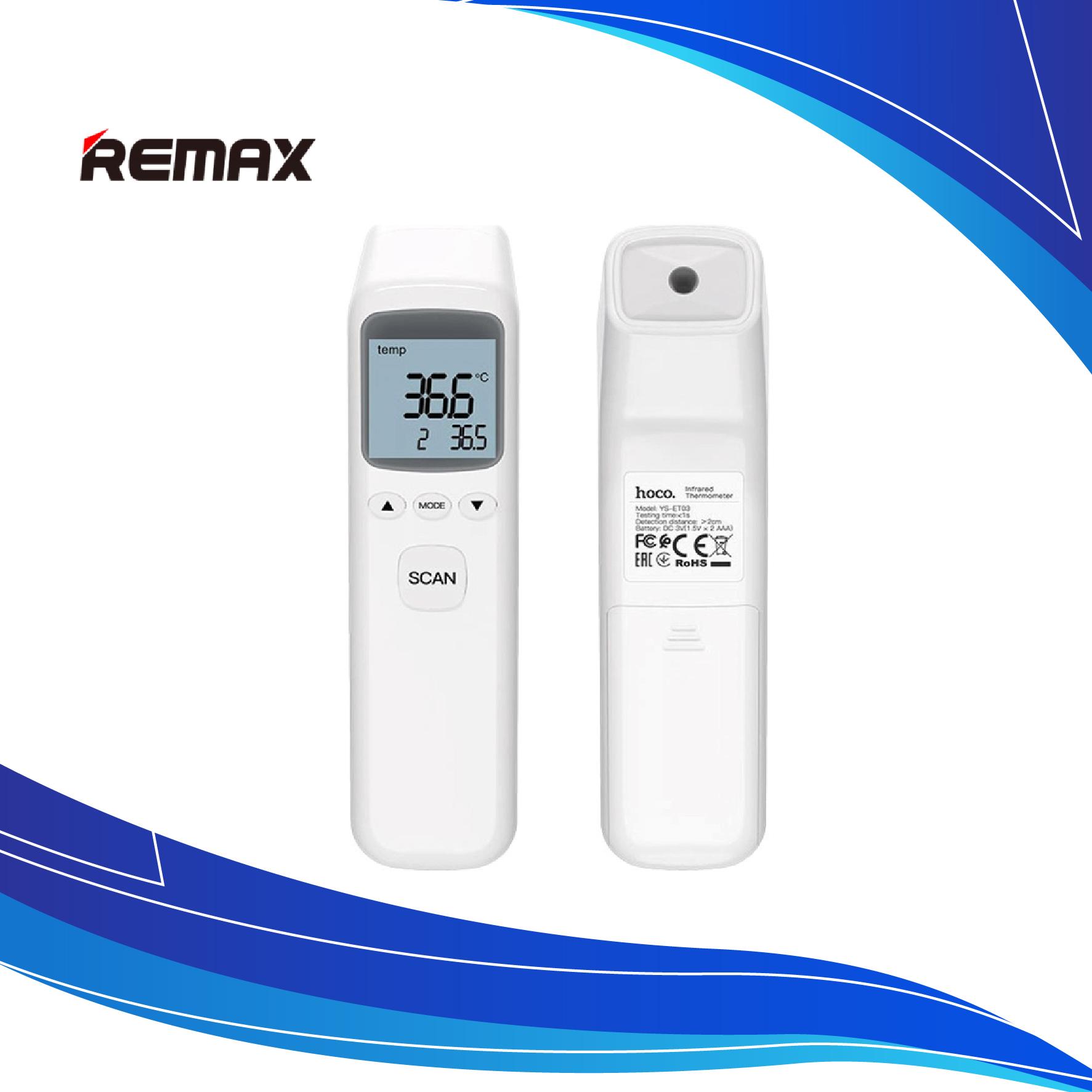 Termometro Infrarrojo Digital Sin Contacto Remax Ys Et03 Bucaramanga La temperatura ambiente que se nos representa puede no ser exacta, debido a las condiciones de nuestro dispositivo, para tomar la temperatura ambiente. termometro infrarrojo digital sin contacto remax ys et03