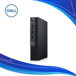 Dell Optiplex 3070 Micro MFF | Computador de mesa al costo economico | soporte en DELL Colombia | Computador dell