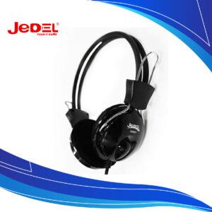 Audífonos Diadema Con Micrófono Para Computador Jedel JD-440 | Audífonos con micrófono para computador | diadema Jedel JD-440 USB para PC