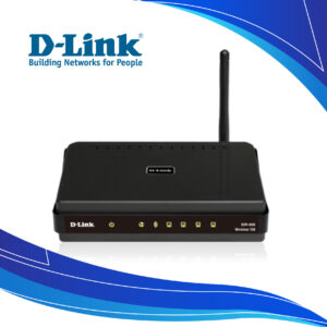 wifi router, modem internet Router D-LINK Wireless N150
