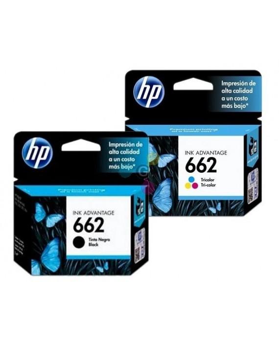 Cartuchos de tinta HP 664 | tinta para impresora hp | cartucho hp 664