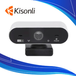 Camara Web Para PC Full HD 4K | Kisonli HD-1082 | camara webcam | camara para computadora