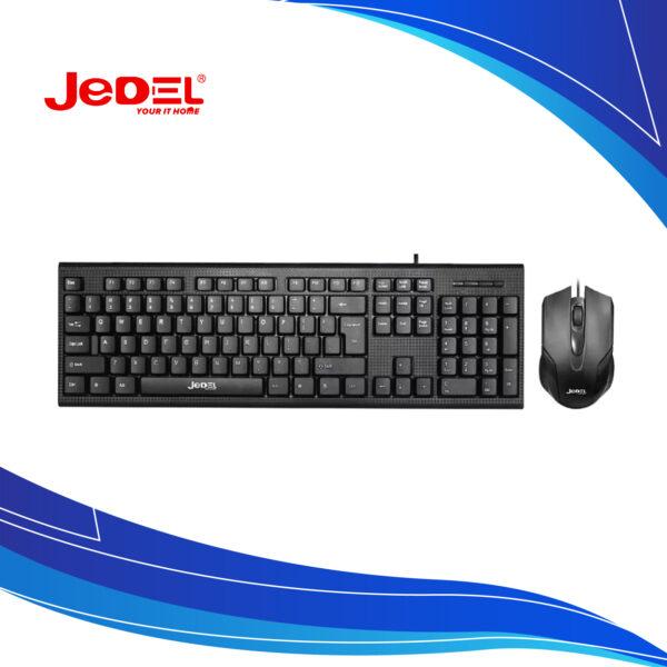 Combo Teclado y Mouse USB | Jedel G17