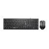 Combo Teclado y Mouse Para PC Jedel G17