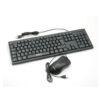 Combo Teclado y Mouse USB Para PC