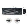 Combo Teclado y Mouse USB Para PC Jedel G17