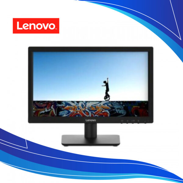 Monitor Lenovo D19-10 de 18,5'' | monitor computadora lenovo | monitor para pc de 19 pulgadas