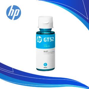 Tinta HP GT52 cian | tinta para impresora hp GT52 cian | tinta original hp