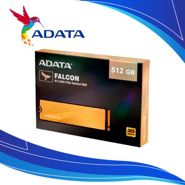Disco Sólido SSD 512GB Adata Falcon | disco duro solido 512gb | SSD 512GB