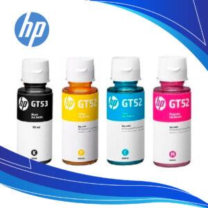 Kit Botellas de Tinta HP | tintas para impresora hp | tinta original hp
