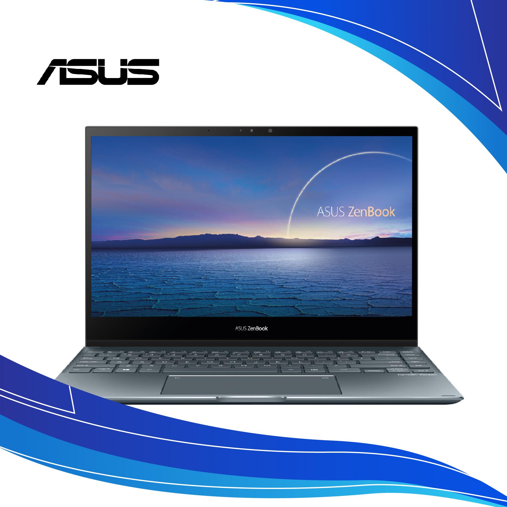 Portátil Asus Zenbook Flip 13   asus portatiles al costo   portatiles en promocion asus colombia