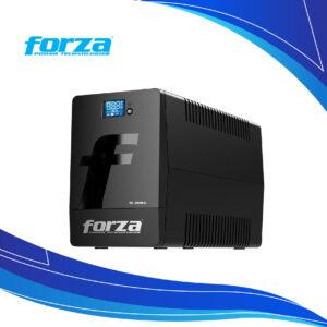 UPS Forza SL-801UL 800VA/480W Interactiva 120V | UPS FORZA | UPS PARA COMPUTADOR