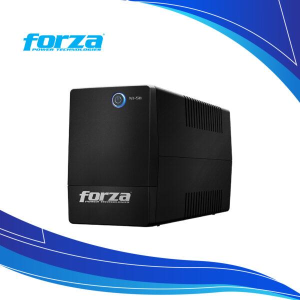 UPS Para PC Forza NT-511 500VA/250W | UPS para computador | distribuidor forza